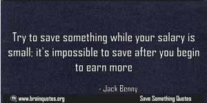 save Something